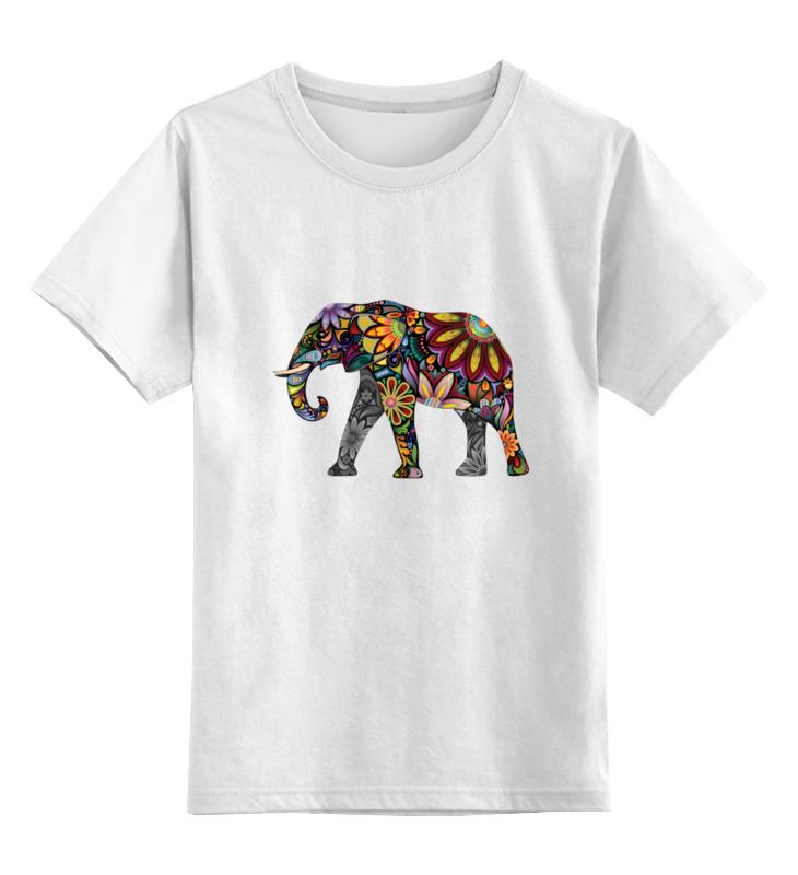 Детская футболка классическая унисекс Printio Волшебный слон orbeez волшебный аромат в москве