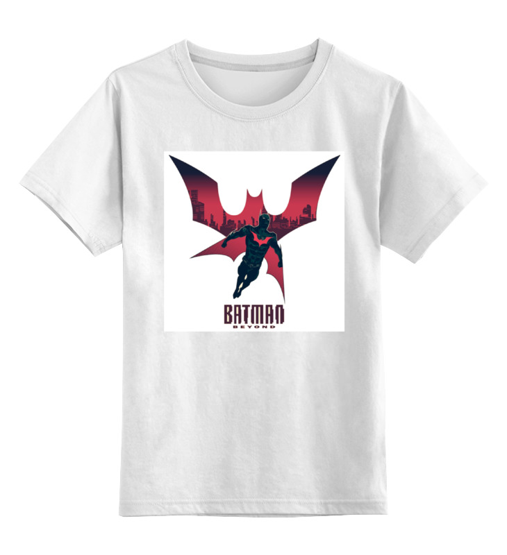 Детская футболка классическая унисекс Printio Batman beyond детская футболка классическая унисекс printio batman beyond