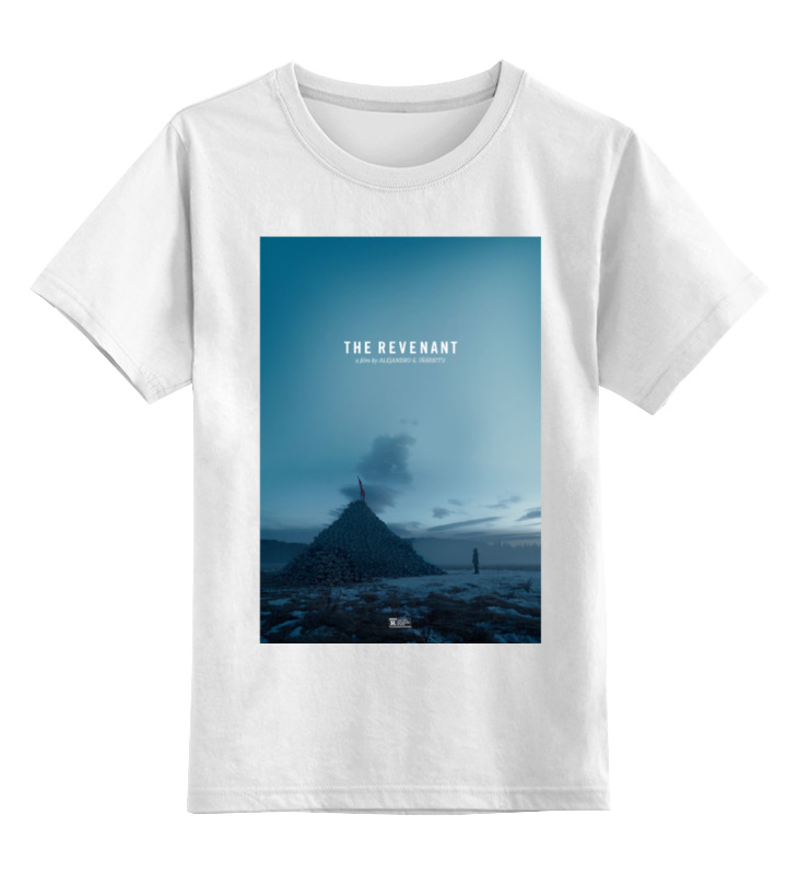 Детская футболка классическая унисекс Printio Выживший / revenant the revenant
