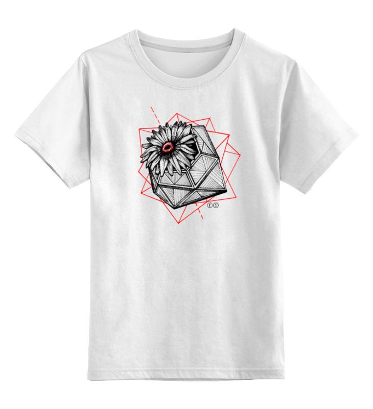 Детская футболка классическая унисекс Printio Gerber t футболка классическая printio gerber t m
