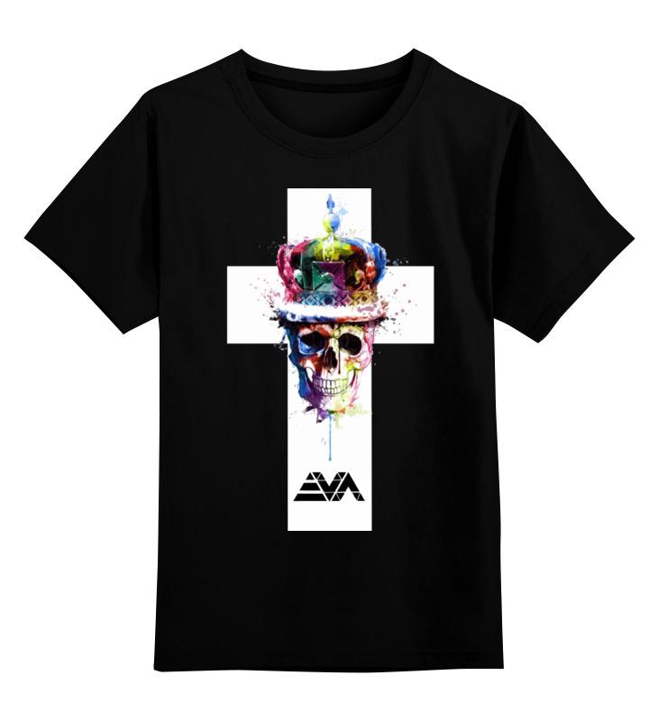 Детская футболка классическая унисекс Printio Long live the king u7 2016 новая мода силиконовая и нержавеющая сталь браслет мужчины изделий 18k позолоченный браслеты