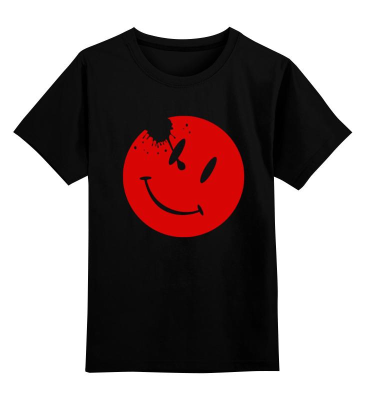 Детская футболка классическая унисекс Printio Смайл (хранители) катары и альбигойцы хранители грааля