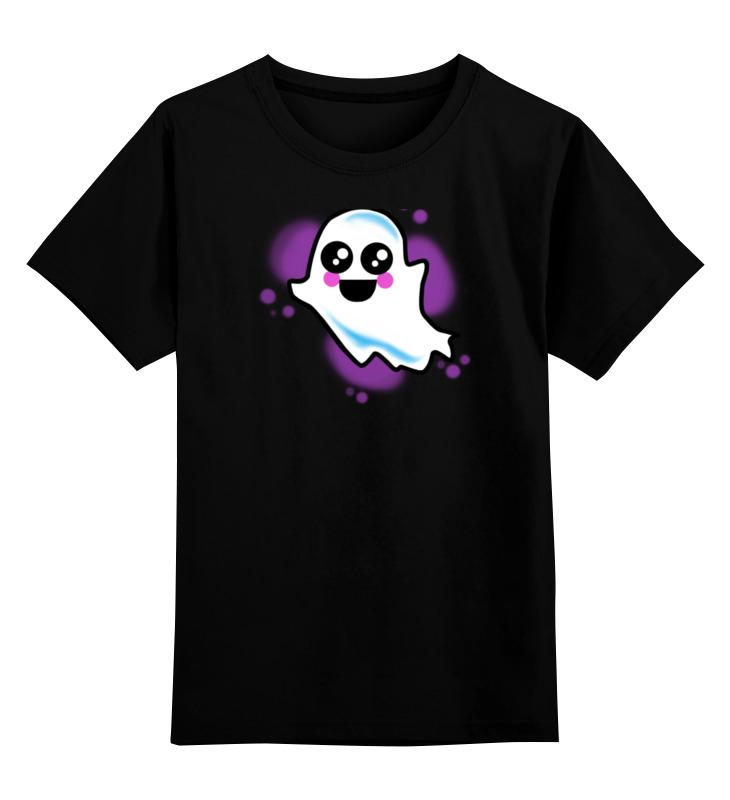Детская футболка классическая унисекс Printio Привидение детская футболка классическая унисекс printio css привидение