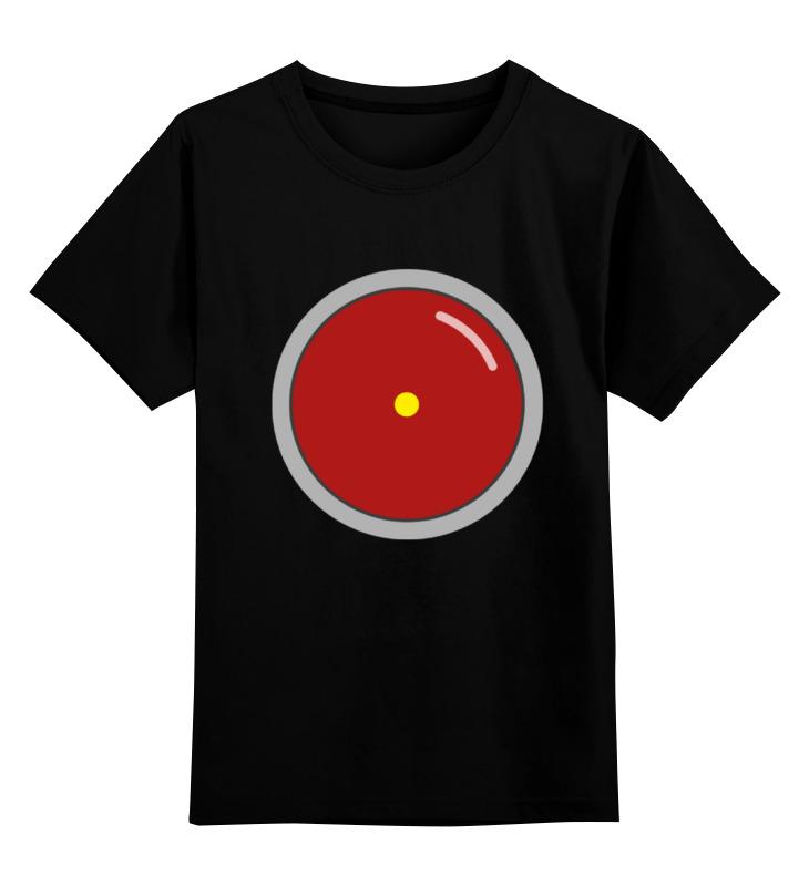 Детская футболка классическая унисекс Printio Космическая одиссея 2001 года цена и фото