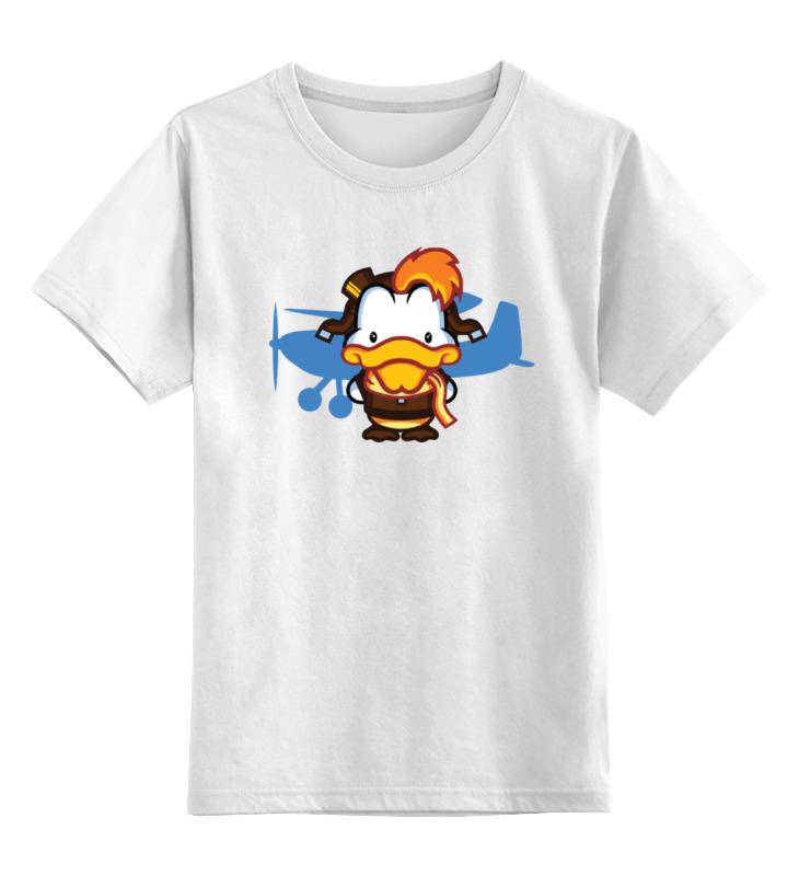 Детская футболка классическая унисекс Printio Зигзаг маккряк