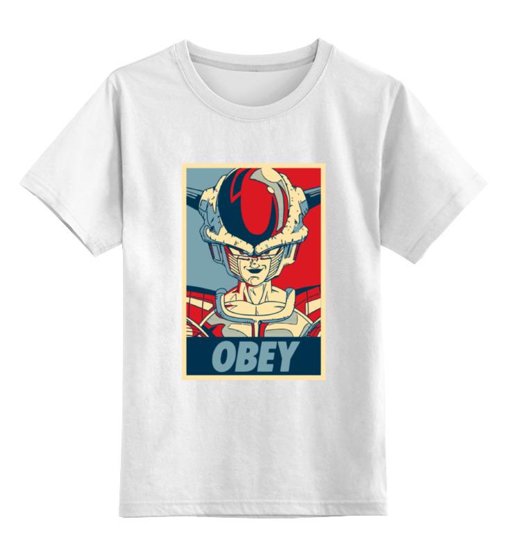 Детская футболка классическая унисекс Printio Lord freeza (жемчуг дракона) майка классическая printio lord freeza жемчуг дракона