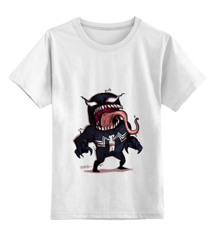 Printio I am venom детская футболка классическая унисекс printio fat venom