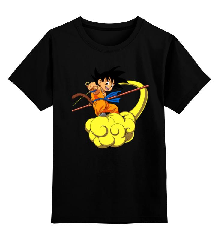 Детская футболка классическая унисекс Printio Dragon ball костюм для косплея сон гоку dragon ball 48