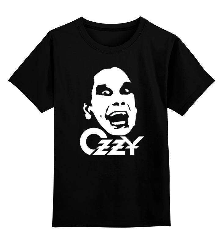 Детская футболка классическая унисекс Printio Ozzy osbourne детская футболка классическая унисекс printio мачете