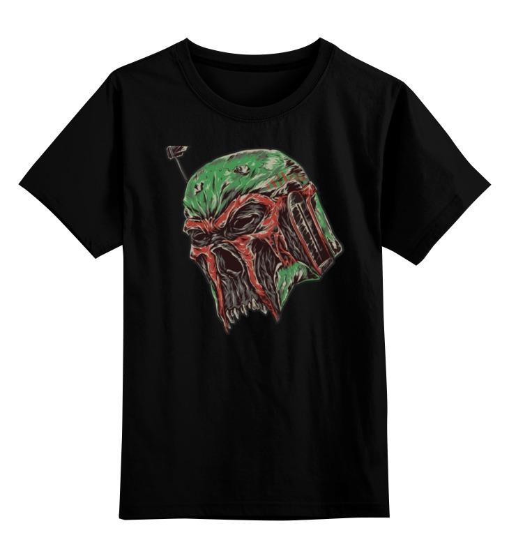 Детская футболка классическая унисекс Printio Star wars boba fett футболка классическая printio r2 d2 star wars