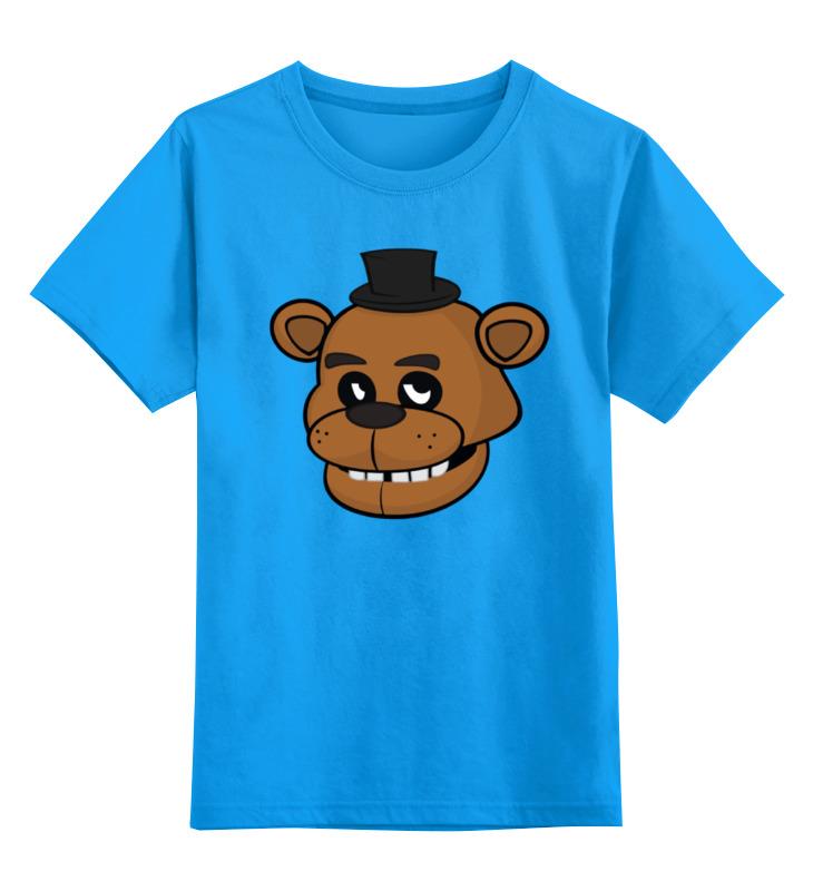 Детская футболка классическая унисекс Printio Пять ночей у фредди (five nights at freddy's) настольная лампа odeon 2633 1t