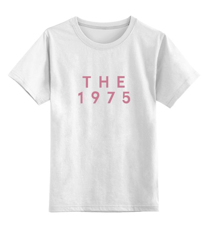Детская футболка классическая унисекс Printio The 1975 eglr 1975