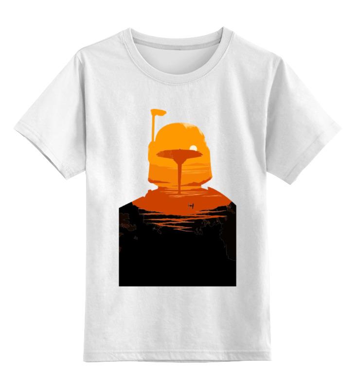 Детская футболка классическая унисекс Printio Star wars детская футболка классическая унисекс printio красота смертельна