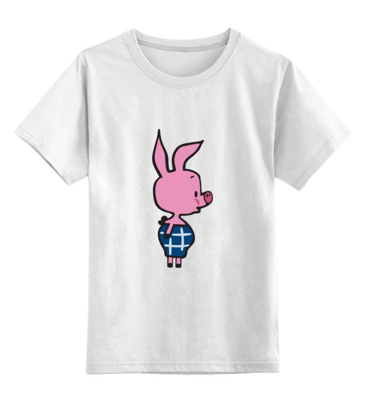 Printio Пятачок детская футболка классическая унисекс printio пятачок
