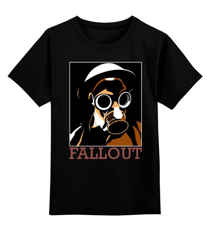 Детская футболка классическая унисекс Printio Fallout game детская футболка классическая унисекс printio fallout tv screen