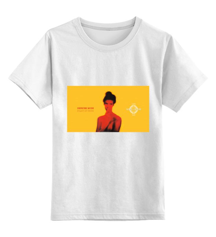 Printio Depeche mode футболка классическая printio depeche mode 1990