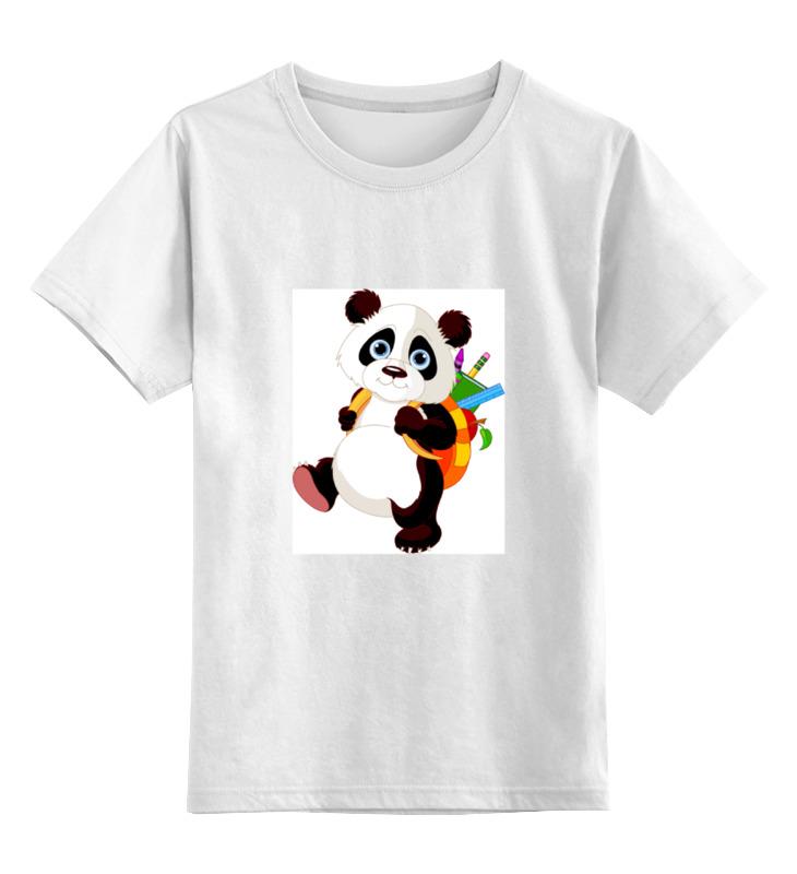 Детская футболка классическая унисекс Printio Нести добро футболка классическая printio нести добро