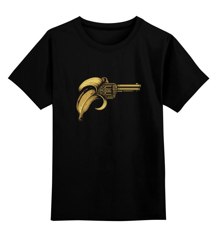 Детская футболка классическая унисекс Printio Banana gun детская футболка классическая унисекс printio banana
