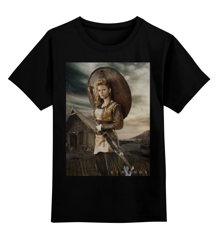 Printio Викинги лагерта футболка классическая printio викинги не умирают