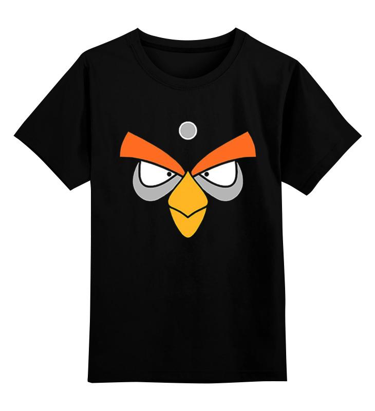 Детская футболка классическая унисекс Printio Angry birds детская футболка классическая унисекс printio engry birds 2016