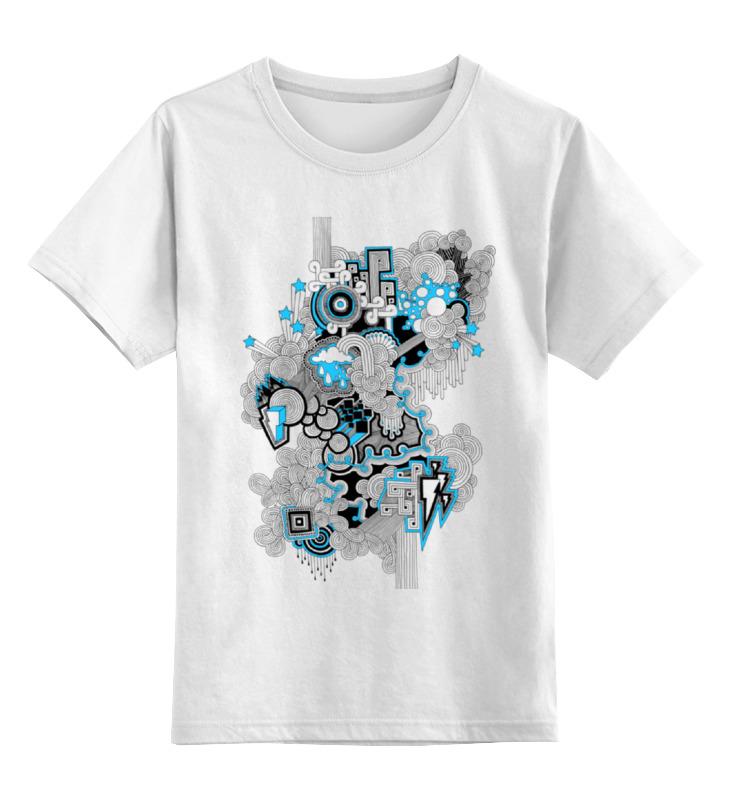 Printio Радуга детская футболка классическая унисекс printio облако и радуга