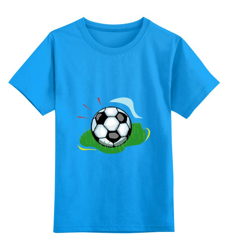 Детская футболка классическая унисекс Printio Я люблю футбол детская футболка классическая унисекс printio я люблю тоторо