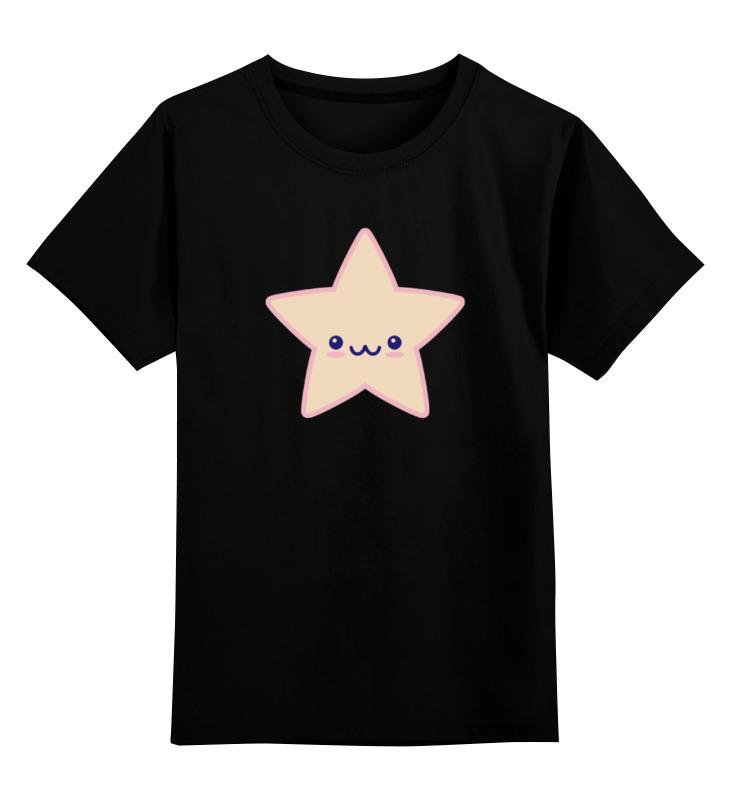 Детская футболка классическая унисекс Printio Няшная звезда детская футболка классическая унисекс printio няшная звезда