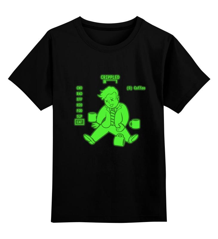 Детская футболка классическая унисекс Printio Fallout boy футболка классическая printio fallout фэллаут