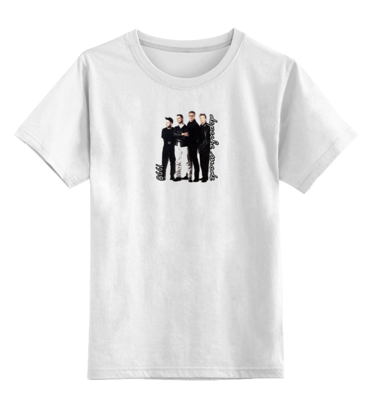 Printio Depeche mode 1990 футболка классическая printio depeche mode 1990
