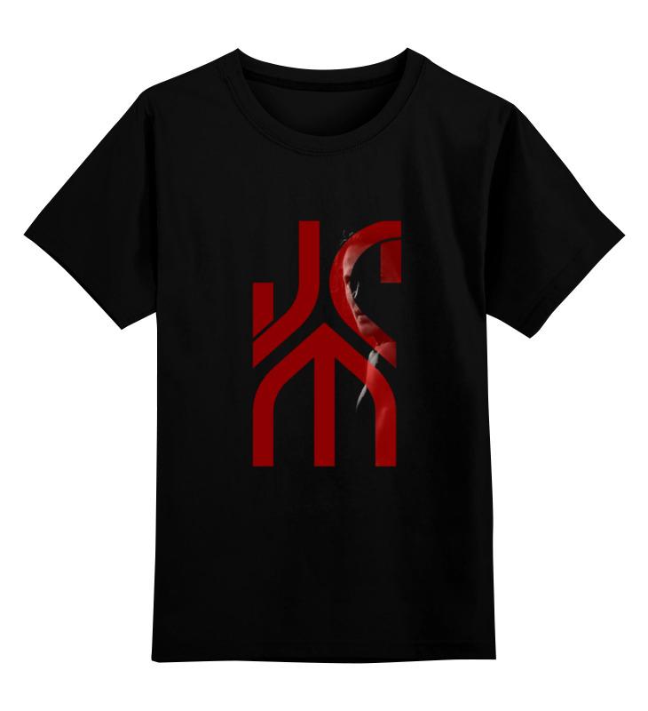 Детская футболка классическая унисекс Printio John carter / джон картер футболка классическая printio john carter джон картер