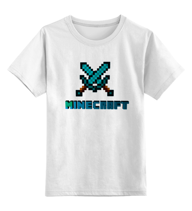 Printio Minecraft - майнкрафт цена и фото