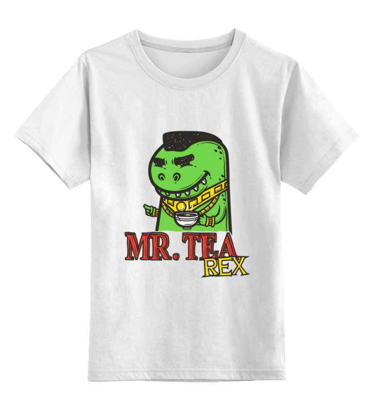 цена на Printio Mr. tea rex