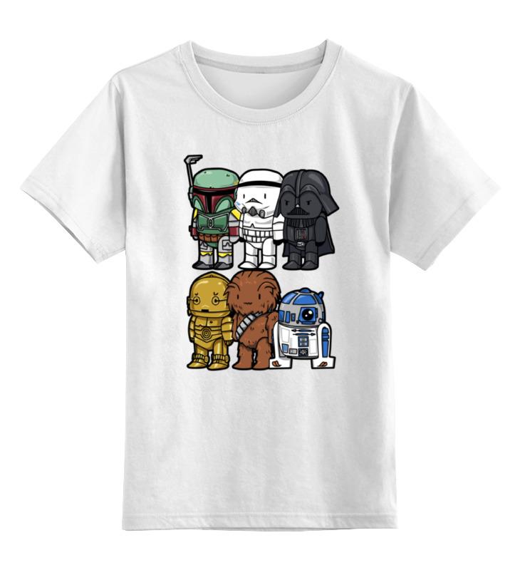 Детская футболка классическая унисекс Printio Звёздные войны детская футболка классическая унисекс printio звёздные войны