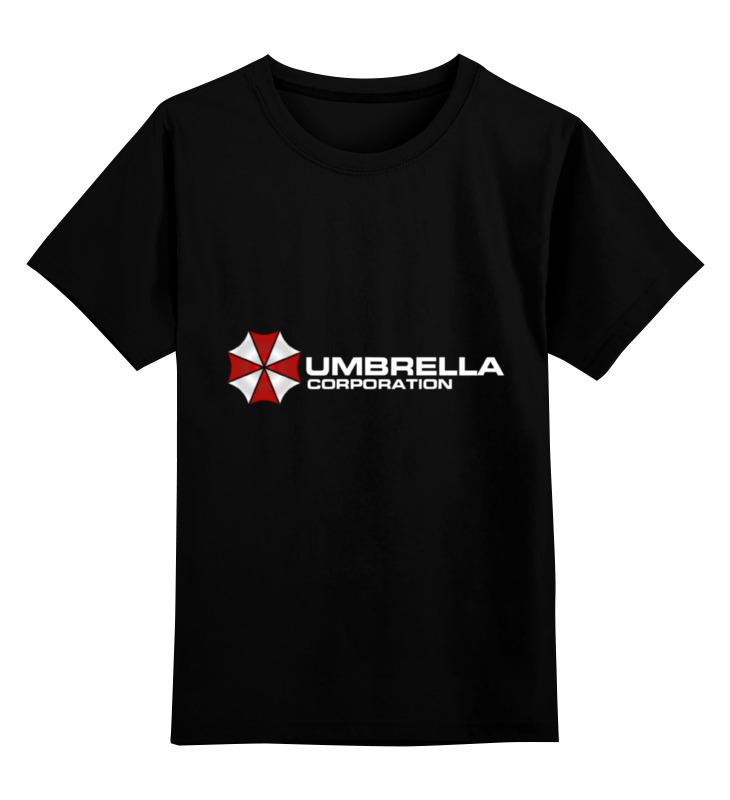 Детская футболка классическая унисекс Printio Umbrella зонт reisenthel umbrella margarite ym7038
