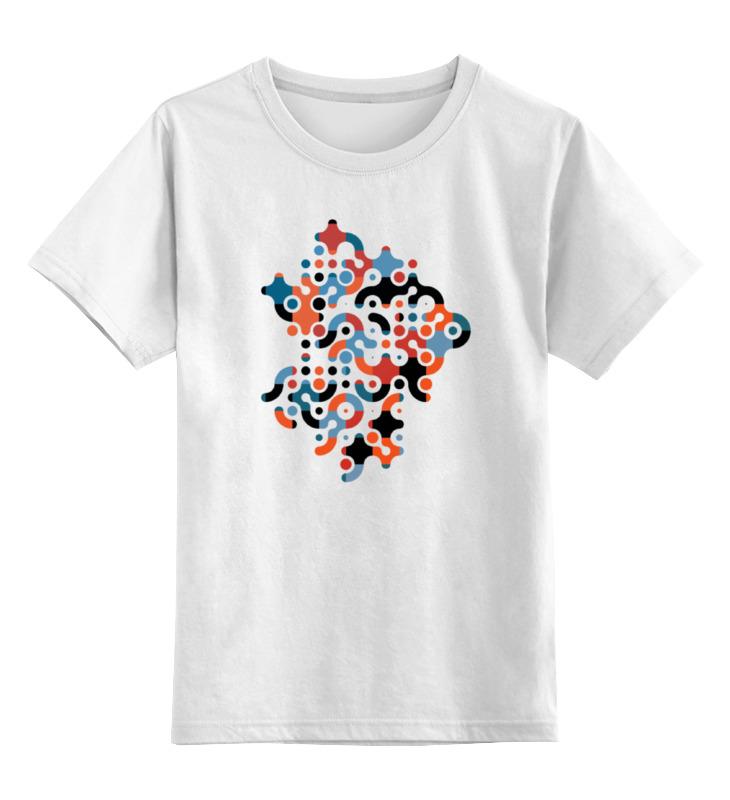Детская футболка классическая унисекс Printio Виниловый микс сумка printio виниловый микс
