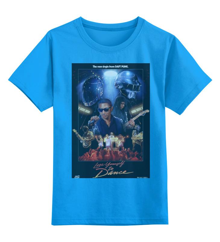 Детская футболка классическая унисекс Printio Daft punk - lose youself to dance детская футболка классическая унисекс printio punk girl