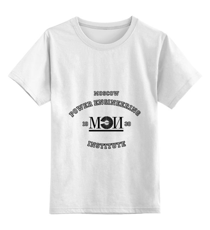 Детская футболка классическая унисекс Printio Мэи толстовка wearcraft premium унисекс printio мэи