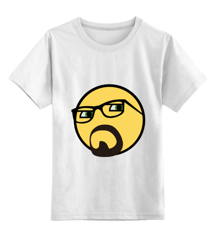 Детская футболка классическая унисекс Printio Gordon freeman худи print bar gordon freeman