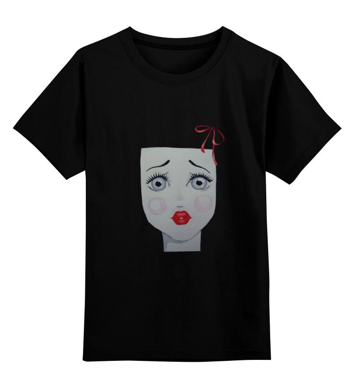 Printio (не)мое лицо детская футболка классическая унисекс printio не мое лицо