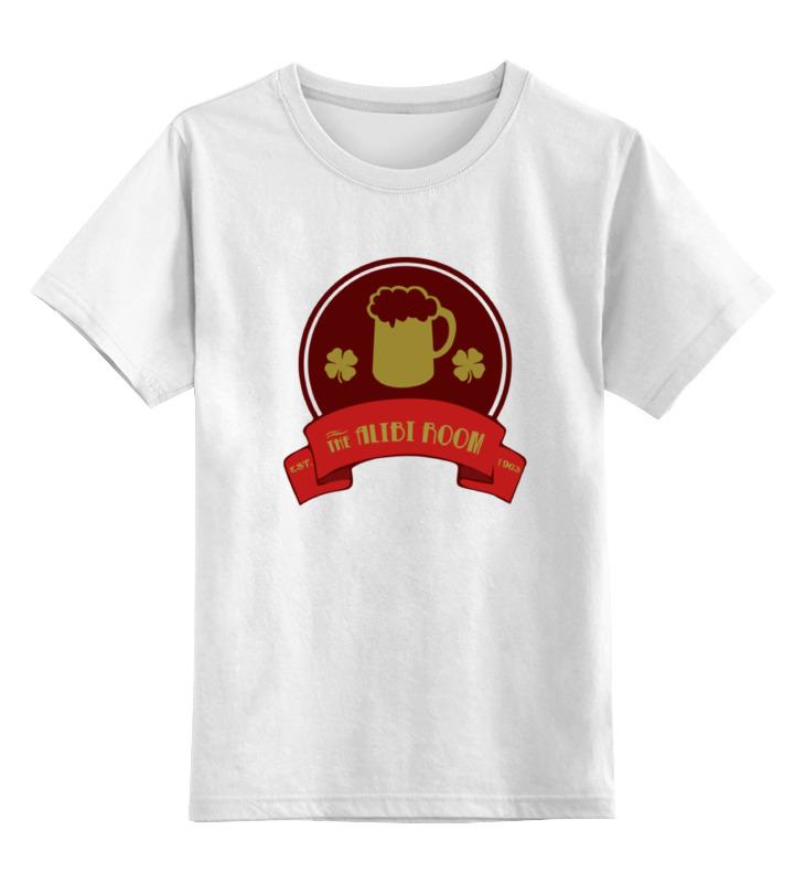 Детская футболка классическая унисекс Printio Бесстыдники детская футболка классическая унисекс printio i love you beary much