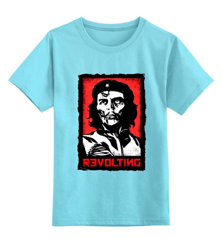 Детская футболка классическая унисекс Printio Chegevara zombie детская футболка классическая унисекс printio zombie music