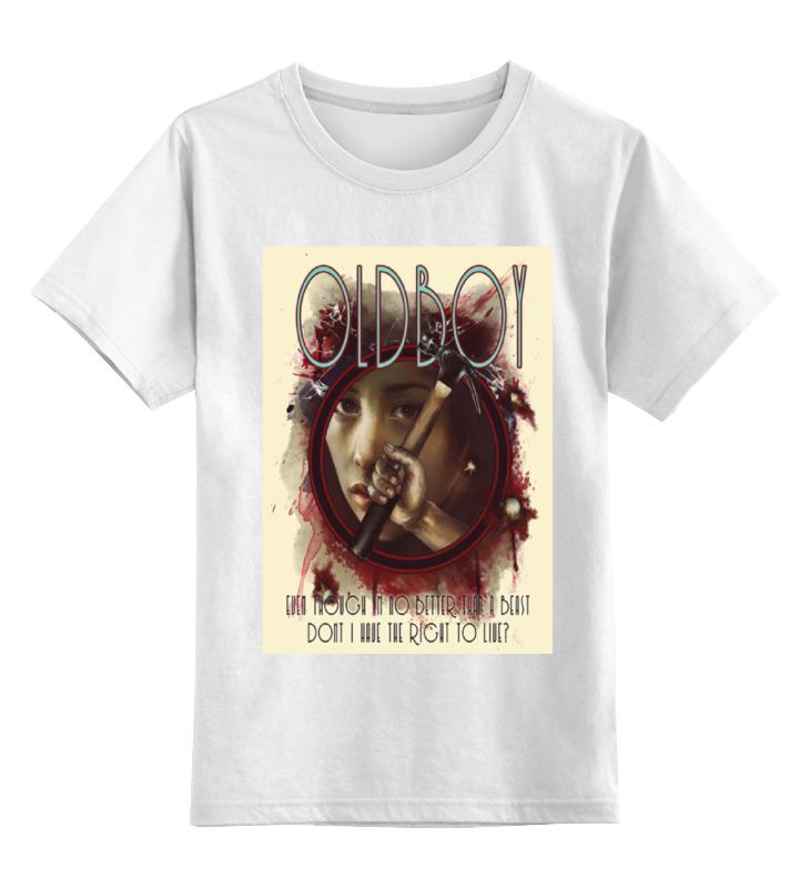 Детская футболка классическая унисекс Printio Олдбой футболка классическая printio олдбой oldboy old boy