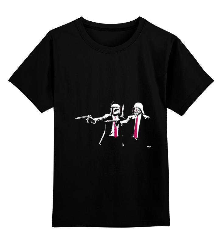 Детская футболка классическая унисекс Printio Star fiction