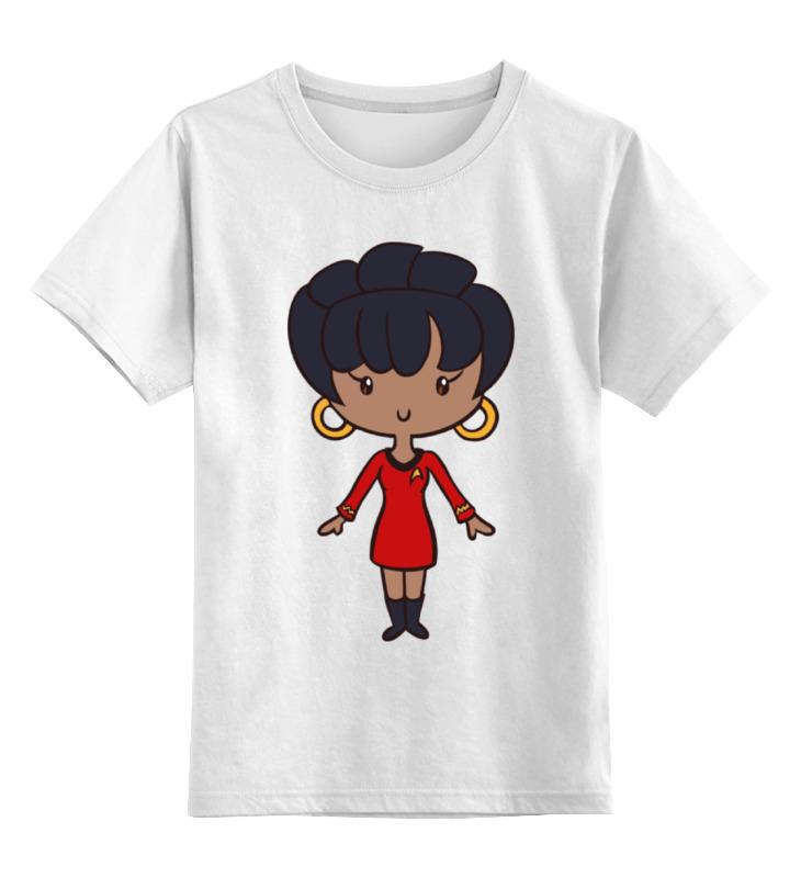 Детская футболка классическая унисекс Printio Звёздный путь (star trek) рюкзак caribee trek цвет черный 32 л