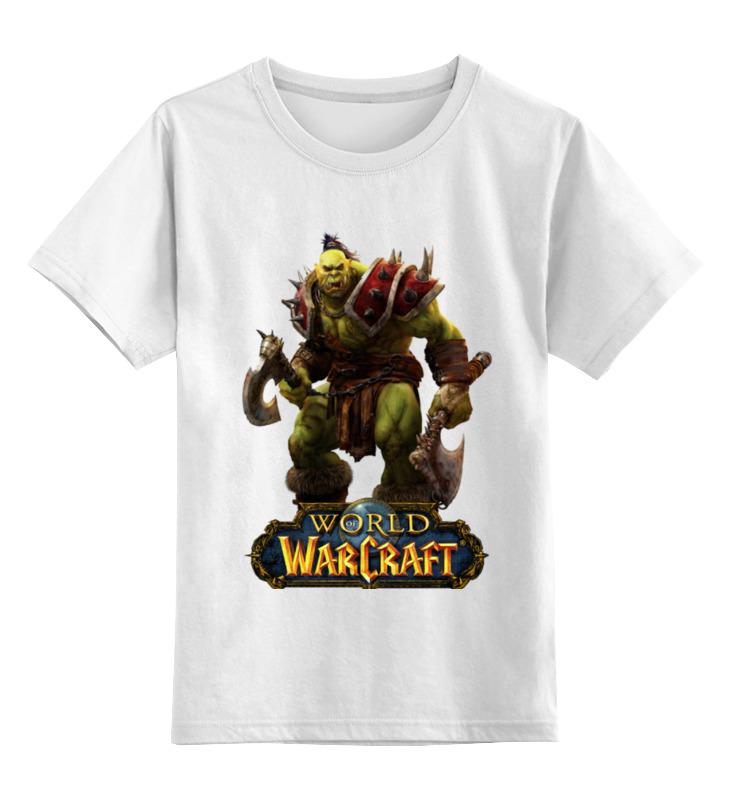 Детская футболка классическая унисекс Printio World of warcraft детская футболка классическая унисекс printio sadhus of india