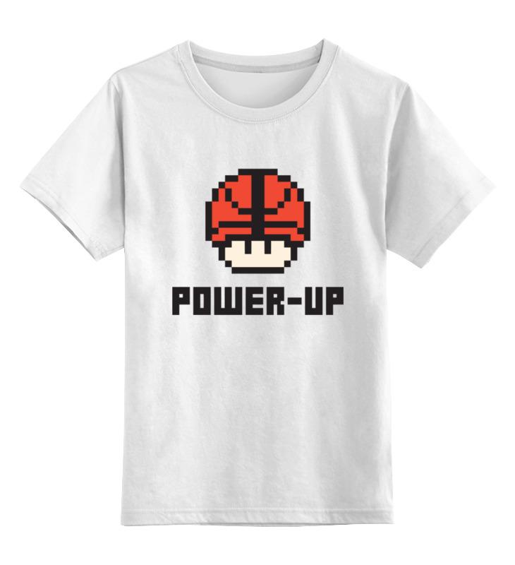 Printio Гриб марио (баскетбольный мяч) детская футболка классическая унисекс printio красный мяч