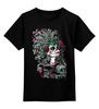 """Детская футболка классическая унисекс """"День Мёртвых"""" - día de los muertos, день мёртвых, кости, черепа"""
