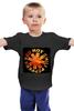 """Детская футболка """"Red Hot Chili Peppers"""" - арт, punk rock, alternative rock, funk, красные острые перцы чили"""