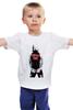 """Детская футболка классическая унисекс """"Chicago Bulls Marilyn Monroe"""" - монро, marilyn monroe, chicago bulls, чикаго буллс, булс"""