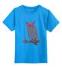 """Детская футболка классическая унисекс """"Футболка Coowl"""""""
